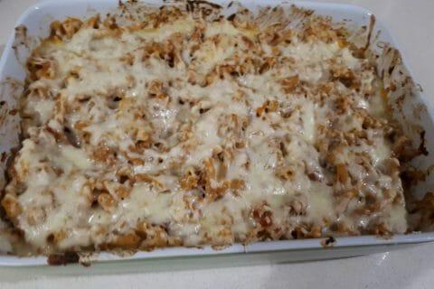 Macaronis au thon Thermomix par via972