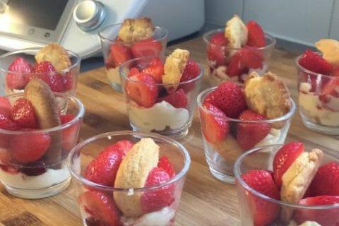 Tarte aux fraises destructurée Thermomix par Vincent_3