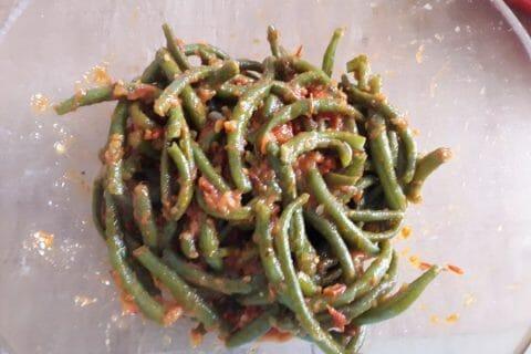 Haricots verts à l'italienne Thermomix par Nel03