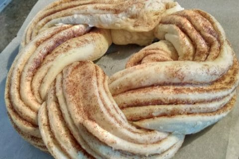 Kringle estonien Thermomix par Liz_48