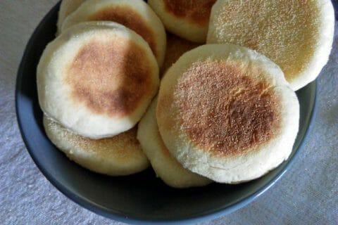 Muffins anglais Thermomix par Liz_48