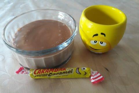 Crème dessert au carambar Thermomix par Zigote