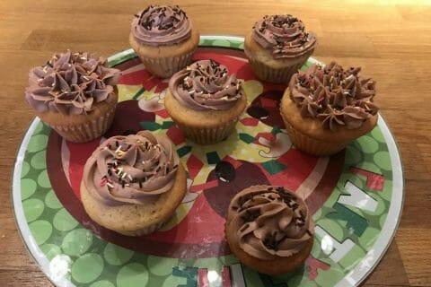Cupcakes au nutella Thermomix par helene8