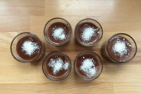 Crème dessert choco-coco Thermomix par Zaboune