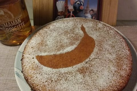 Moelleux coco-bananes au Thermomix