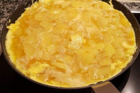 Tortilla de patatas Thermomix par Rfarwen