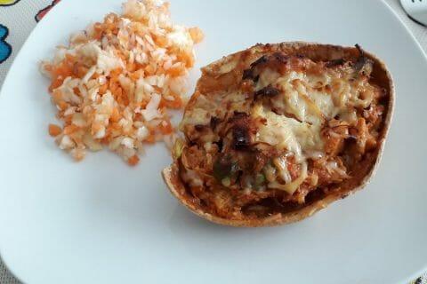 Enchiladas au poulet Thermomix par Cindy