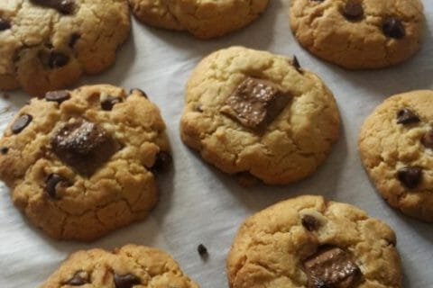 Cookies américains Thermomix par PatCatherine
