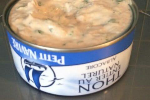 Crème de thon à la coriandre Thermomix par poucetof