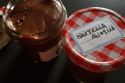 Nutella Thermomix par Mamandej