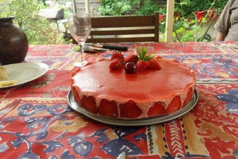Bavarois aux fraises Thermomix par Jeanne66