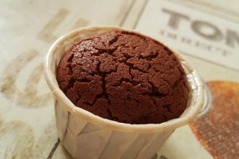 Mini muffins au chocolat Thermomix par Didinou
