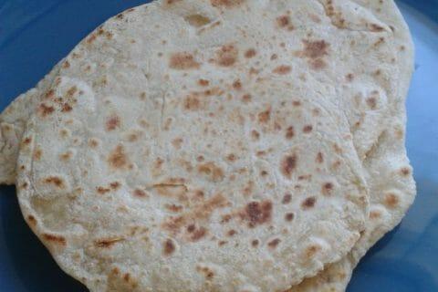 Tortillas de blé Thermomix par vivie1971 @
