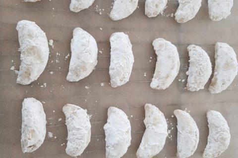 Cornes de gazelles Thermomix par audreypicazo