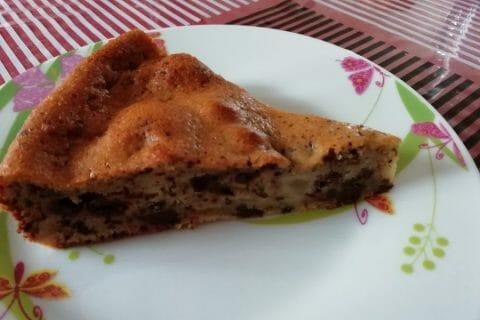 Gâteau des femmes pressées poires et chocolat Thermomix par Marjo0318