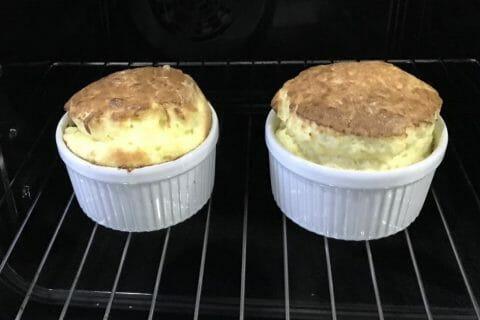 Soufflé au fromage au Thermomix