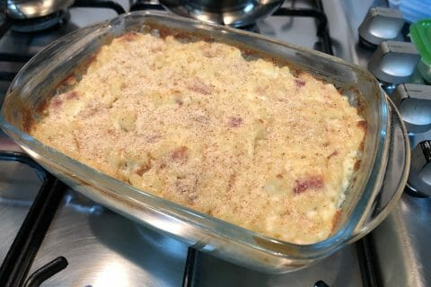 Mac and cheese au Thermomix