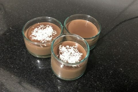 Crème dessert choco-coco Thermomix par leilouche