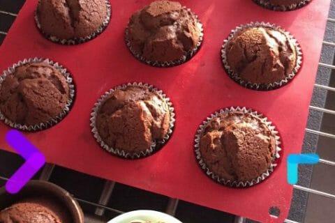 Cupcakes momie Thermomix par Misstycri