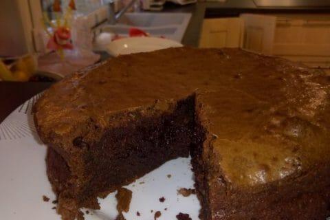 Gâteau macaroné au chocolat Thermomix par teddyjedi