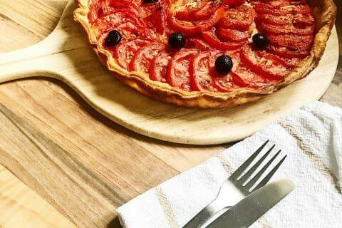 Tarte tomates et amandes Thermomix par Elina22