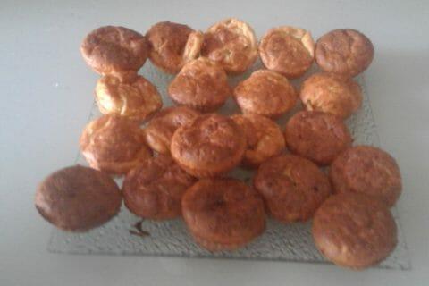 Bouchées courgettes mozzarella au Thermomix