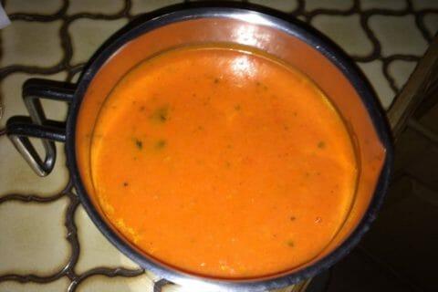 Velouté de tomate Thermomix par Titia51