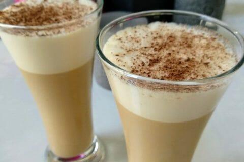 Café latte frappé Thermomix par Bibiz