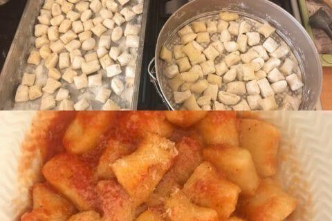 Gnocchi de pomme de terre Thermomix par Celine_24
