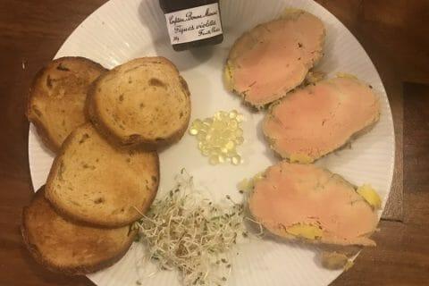 Foie gras Thermomix par Celine_24