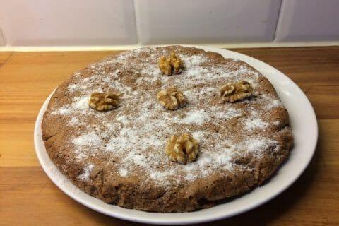 Gâteau aux noix au Thermomix