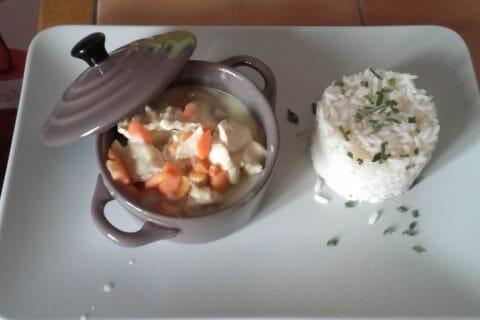 Blanquette de poulet Thermomix par Renaud carole