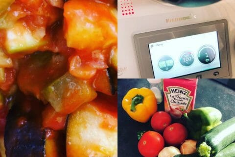 Ratatouille Thermomix par Audrey300587