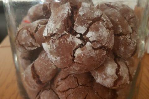 Craquelés au chocolat Thermomix par Marie-Ange.homet