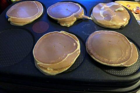 Pancakes à la banane Thermomix par Lind@13370