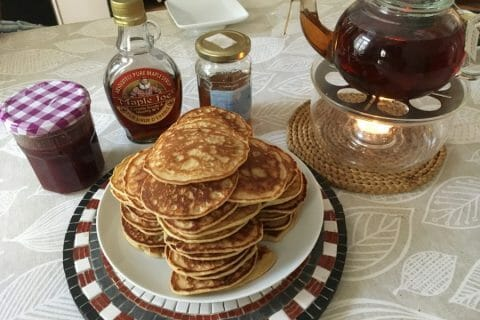 Pancakes Thermomix par Prunnie