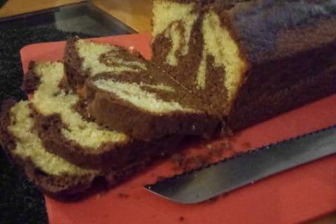 Marbré au chocolat Thermomix par Sandra@