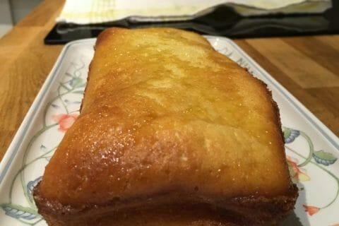 Cake au citron Thermomix par toune35