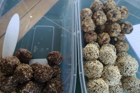 Energy Balls au Thermomix