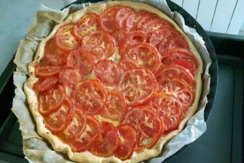 Tarte tomates et amandes Thermomix par JemmaJEN