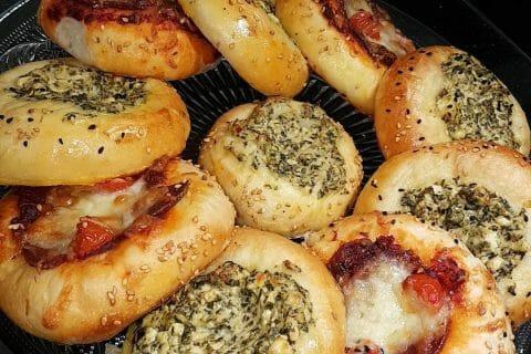 Poğaça – Petits pains Turcs à la Feta Thermomix par hal57