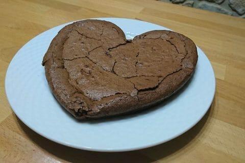 Fondant au chocolat Thermomix par Aloysia54