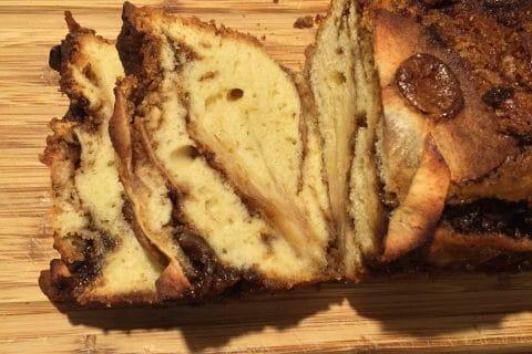Cake aux pommes à l'ancienne au Thermomix