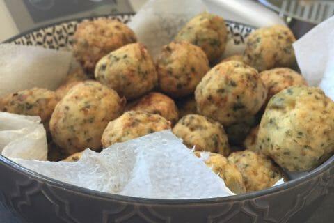 Boulettes de poulet aux olives au Thermomix