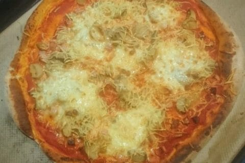 Pâte à pizza Thermomix par Lucy1306