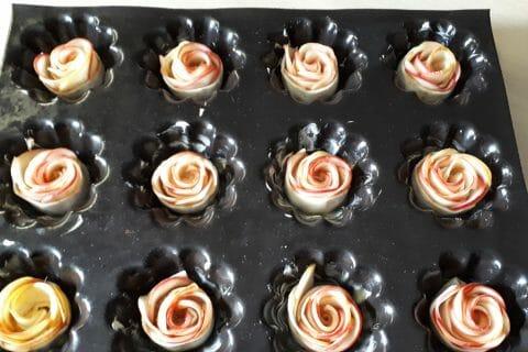 Roses feuilletées aux pommes au Thermomix