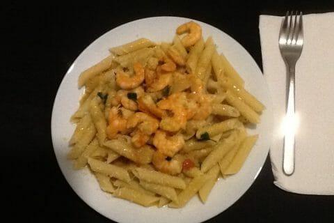 Curry de crevettes au lait de coco Thermomix par Christelle1407