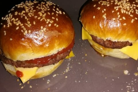 Buns burger Thermomix par Gaelle_7