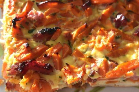Tarte à la carotte au Thermomix