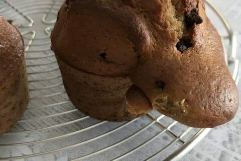 Cake banane et pépites de chocolat Thermomix par Vivib68